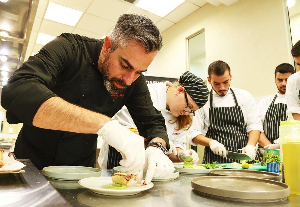 Σχολή Μαγειρικής ΙΕΚ