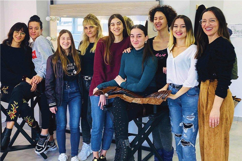 Σχολή Ομορφιάς ΙΕΚ ΟΜΗΡΟΣ Λάρισα