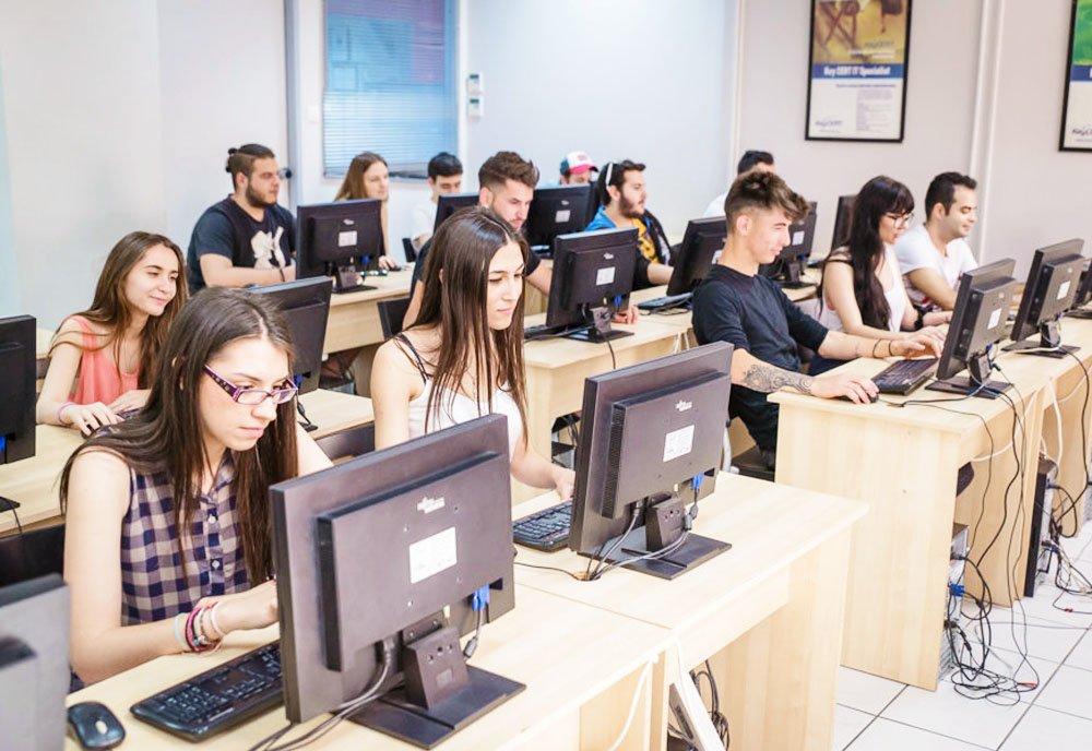 Εργαστήρια Πληροφορικής ΙΕΚ ΟΜΗΡΟΣ